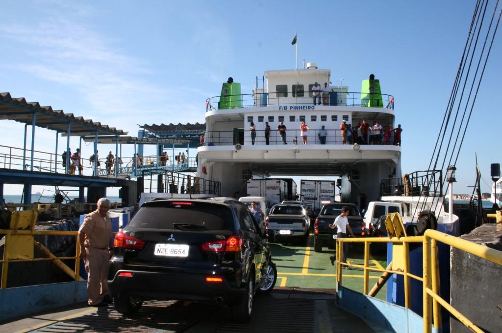 Ferry Boat (Foto:AGERBa/Divulgação)