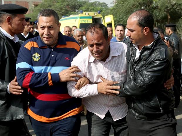 Ataque aconteceu em área de atuação do Estado islâmico (Foto: AP)