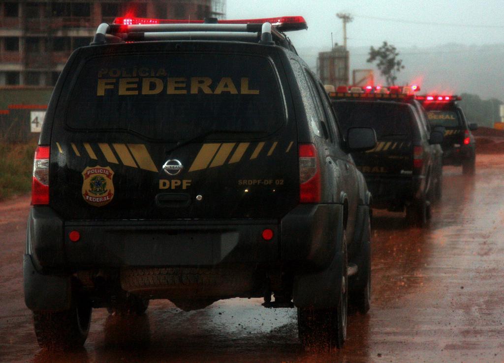 Operação Vidas Secas - Sinhá Vitória da PF. (Foto: reprodução/Flickr)