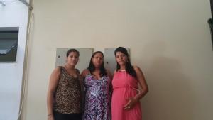Às vésperas do parto, demitidas suspenderam acmpanhamento pré-natal Foto: Maurilio Fontes/Alagoinhas Hoje