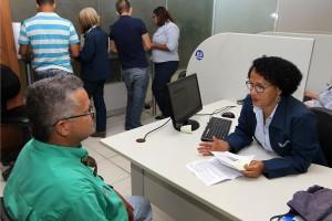 Programa Concilia Bahia. SAC - Salvador Shopping Fotos: Pedro Moraes/GOVBA