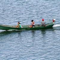 População ribeirinha depende do rio para sobrevier Imagem: Divulgação