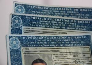 Carteira nacional de habilitação. (Foto: Detran/Fotos Públicas)