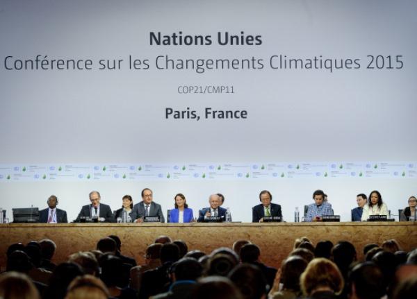 Conferência das Nações Unidas sobre Mudança do Clima (COP21), em Paris. (Foto: Arnaud Bouissou/ COP21)