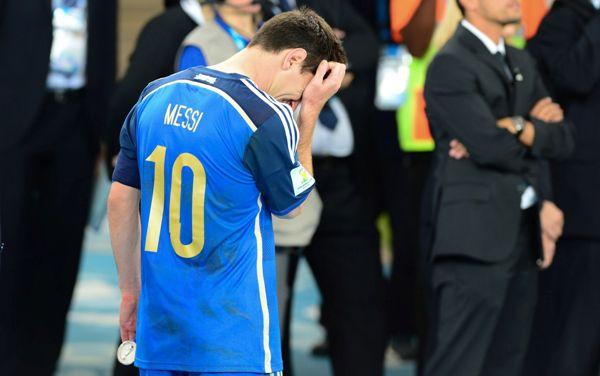 O jogador Messi. (Foto: Marcello Casal Jr/ Agência Brasil)