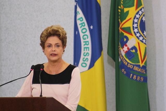 Presidente Dilma Rousseff. (Foto: CHARLES SHOLL/FUTURA PRESS/FUTURA PRESS/ESTADÃO CONTEÚDO)