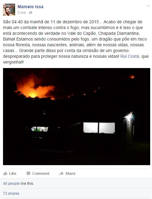 Marcelo Issa_fogo no Capão