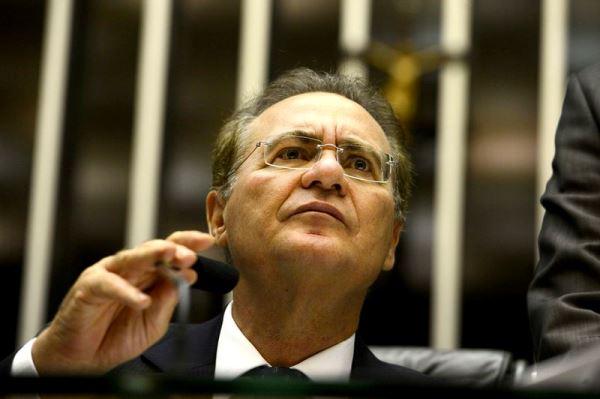 O presidente da sigla no Estado é o presidente do Senado, Renan Calheiros (PMDB-AL). (Foto: Valter Campanato/Agência Brasil)