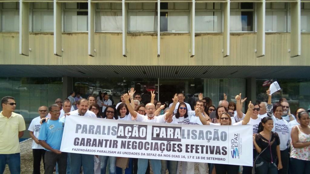 Foto: Divulgação/ Sindsefaz