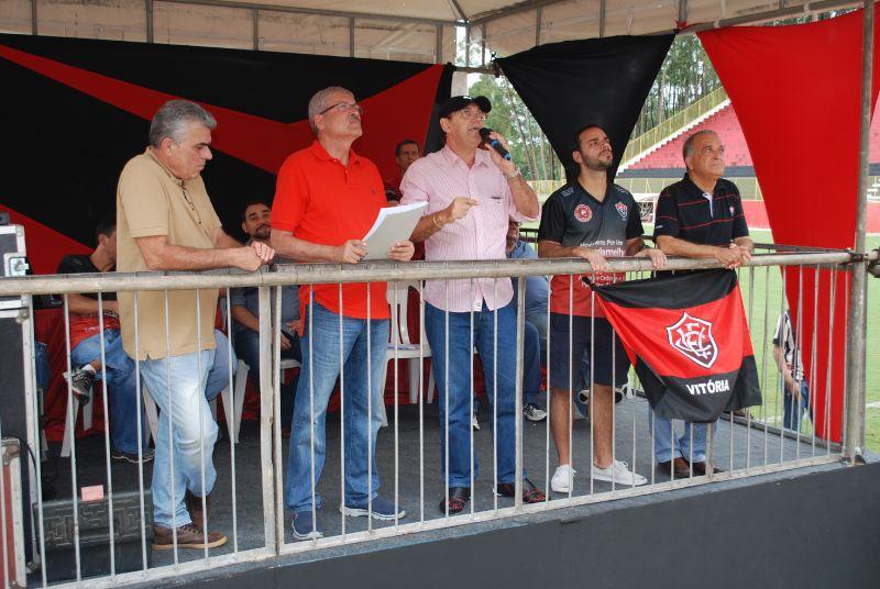 (Foto: Divulgação / EC Vitória)