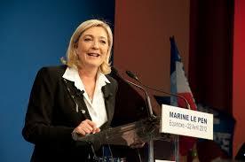 Marine Le Pen, da direita extrema lidera 1º turno das eleições regionais francesas