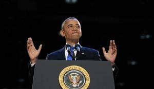 Obama discursa sobre terrorismo (FOTO Reuters)