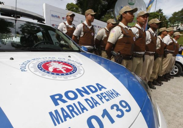Ronda Maria da Penha é uma das novidades da PM no Carnaval de Salvador 2016 | Foto: Mateus Pereira/GOVBA