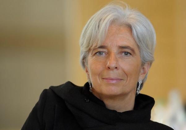 Christine Lagarde (Foto: Patrick VEDRUNE)