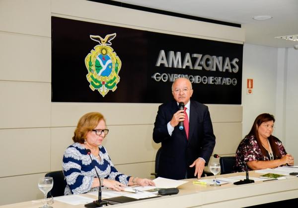 Governador José Melo (Foto: Valdo Leão/ Secom / AM