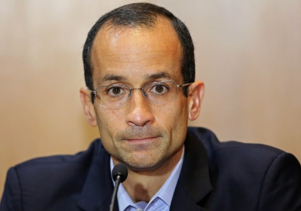 Marcelo Odebrecht deixa carceragem da Polícia Federal, em Curitiba