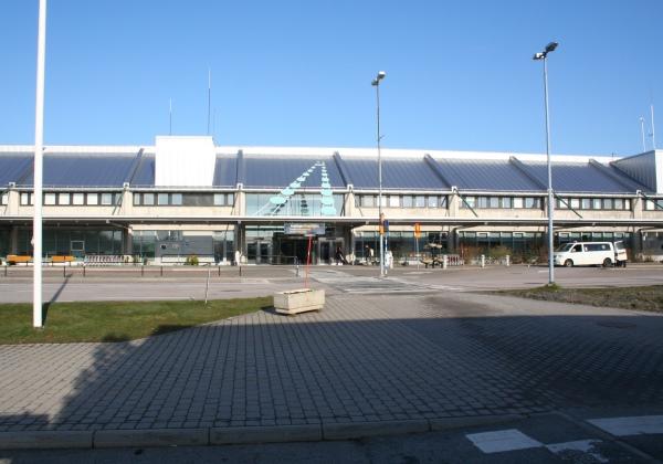 Aeroporto de Landvetter (Foto: Wikimedia Commons)