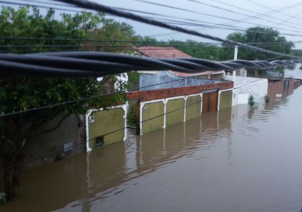 A previsão do Inema é de mais chuva na Bahia