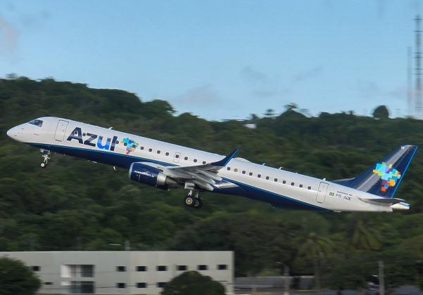 Azul Linhas Aéreas (Foto: Flickr)