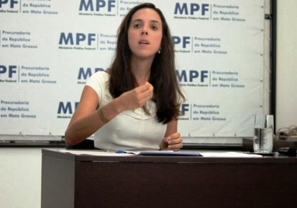 Procuradora federal Márcia Zollinger recomendou a demissão de todos os parentes de parlamentares na Câmara Federal e no Senado (Foto: Reprodução/questaoindigena.org)