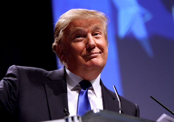 Donald Trump (Foto: reprodução Wikimedia Commons)