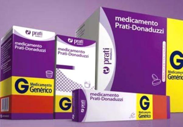 Medicamentos suspensos são da Prati Donaduzzi (Foto: Divulgação)