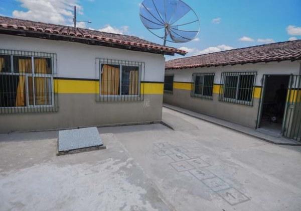 Escola Municipal Amélio Cordier - Foto Gabriel_Prefeitura de Itabuna