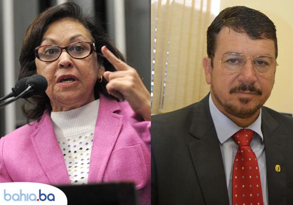 Presidente do PSB, Lídice da Mata defende candidatura competitiva. O deputado estadual Manassés colocou nome à disposição