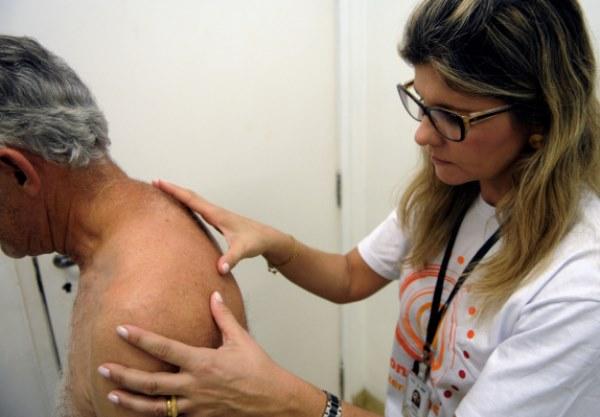 O câncer de pele é dividido em dois principais tipos: melanomas e não melanomas. (Foto: Gabriel Jabur/ Agência Brasília/Fotos Públicas)