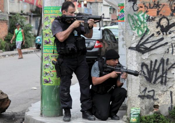 Foto: Reprodução/ Arquivo | Polícia na Ativa