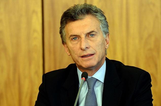 Presidente da Argentina, Mauricio Macri, muda lei das telecomunicações e televisão paga (Foto: Elza Fiuza/AgênciaBrasil)