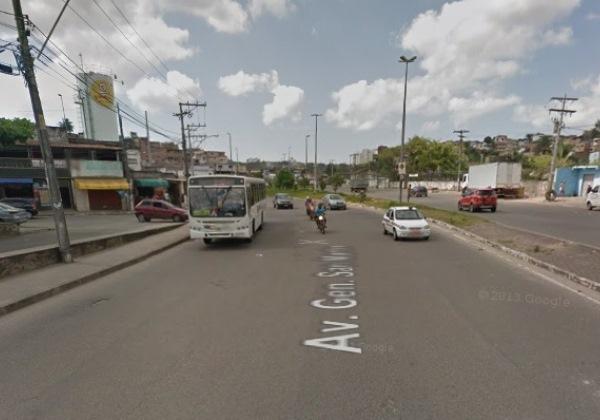 Avenida San Martin (Foto Reprodução Google Maps)