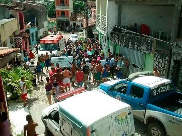 (Foto: Reprodução/ Carlos José/Site Voz da Bahia)