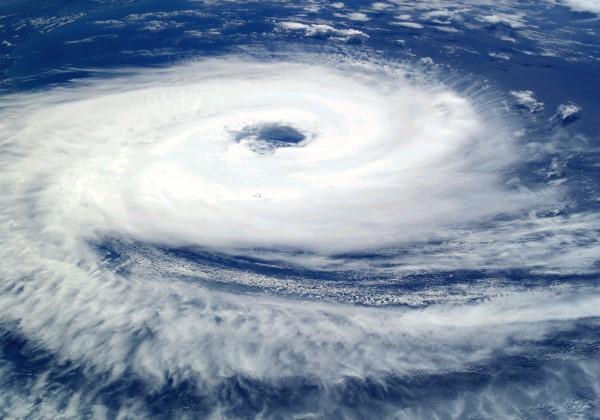 Ciclone (Foto Reprodução Wikipedia)
