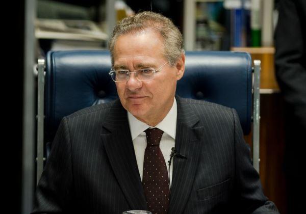 Renan Calheiros (Foto Agencia Brasil)