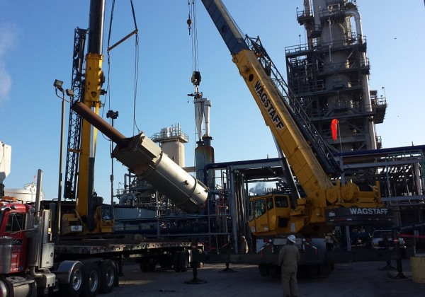 Produção de petróleo (Foto Reprodução Pixabay)