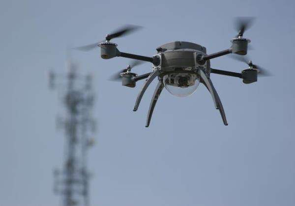 Drones ameaçam aviação civil (Foto Wikipedia)