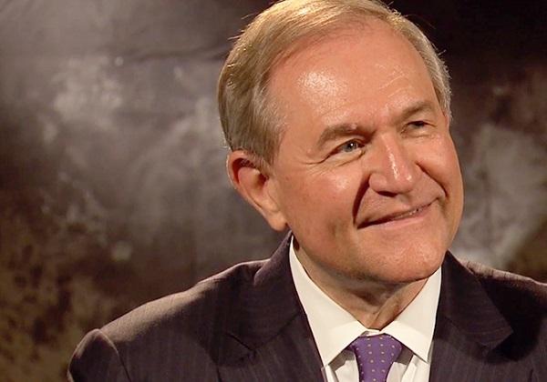 Jim Gilmore (Foto Reprodução RTVE)