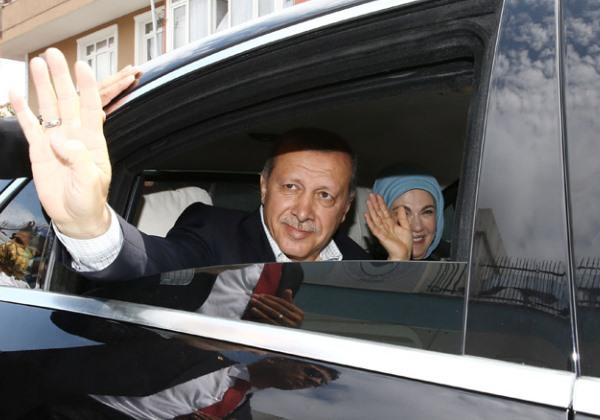 Foto: Presidecia da Turquia/ Fotos publicas
