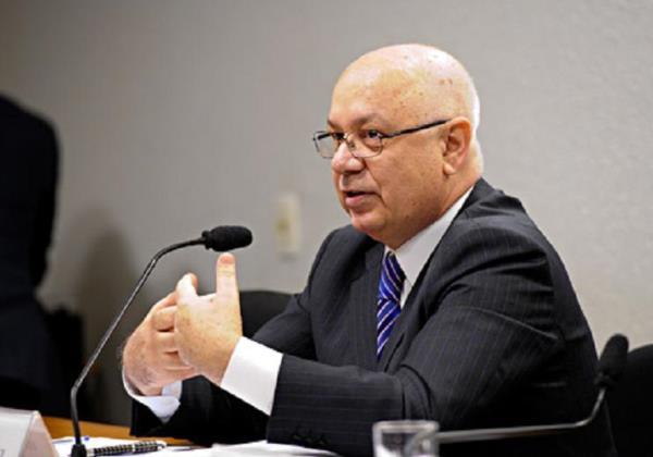 Ministro Teori Zavascki: de olho em Cunha (Foto: EBC)