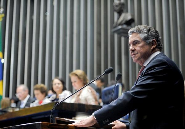 Ministro Marco Aurélio de Mello (Foto: Lia de Paula/Agência Senado)