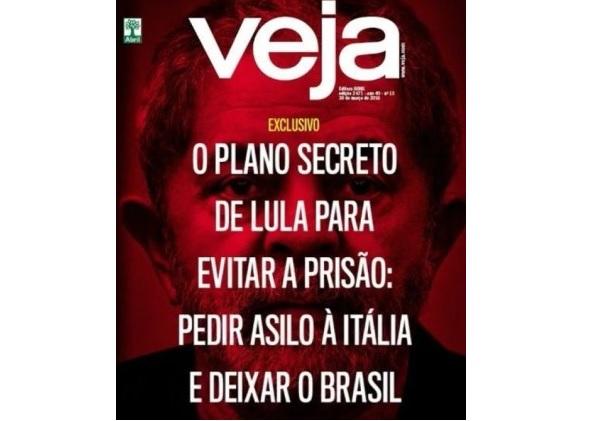 Foto: Reprodução/ Capa/ Veja