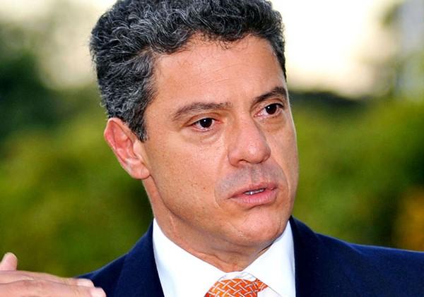 Roger Agnelli estava no avião que caiu no sábado  (Foto:Agência Brasil)