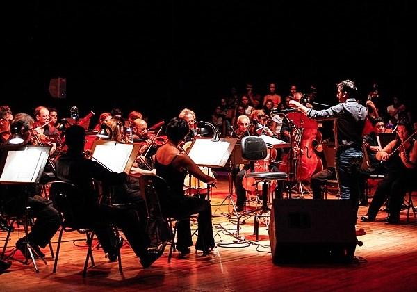 Orquestra Sinfônica da Bahia (OSBA) Foto: Maurício Serra/ Divulgação