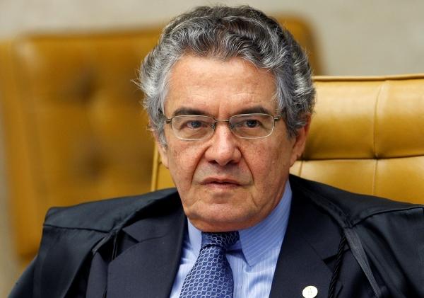 Ministro STF Marco Aurélio Mello (Foto Fotospúblicas)