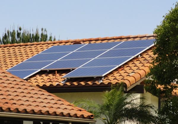 Foto: Divulgação Eco residencial solar