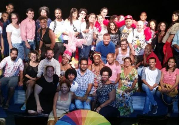 Programa Estação Plural teve pré-estreia em Salvador, com a presença de entidades LGTBSayonara Moreno/Agência Brasil