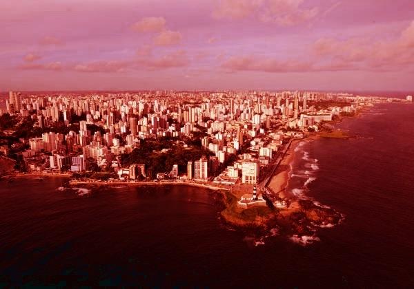 Foto: Valter Pontes/Agecom | Efeito: bahia.ba