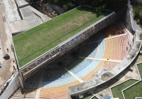 Concha Acústica do Teatro Castro Alves reabre com festival de música .Foto: Alberto Coutinho/GOVBA
