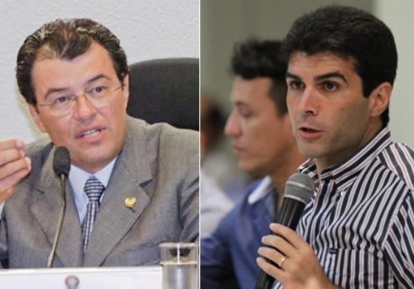 A presidente pediu para que os ministros Eduardo Braga, das Minas e Energia, e Helder Barbalho, da Secretaria dos Portos, voltem a conversar (Fotomontagem: bahia.ba)